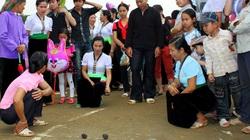 Tó Má Lẹ - trò chơi mang đậm tinh thần đoàn kết của người Thái ở vùng cao