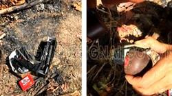 Vây bắt nhóm đối tượng dùng súng, lựu đạn bắt giữ người vay tiền rồi cố thủ trong nhà