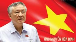 Chân dung tân Ủy viên Bộ Chính trị, Chánh án TAND Tối cao Nguyễn Hòa Bình