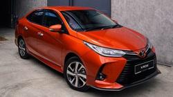 Toyota Vios 2021 bao giờ sẽ ra mắt ở Việt Nam?