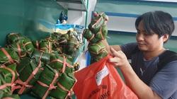 Ninh Bình: Gói hàng vạn chiếc nem chua bán Tết, gia đình một ông nông dân thu 100 triệu/ngày