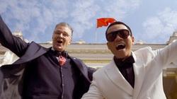 Clip hot: Đại sứ Mỹ chúc tết theo phong cách rap Việt cùng Wowy
