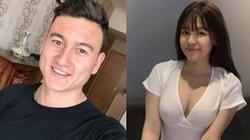 """Chưa thể sang Nhật, Đặng Văn Lâm cùng """"máy bay"""" sexy ăn Tết ở đâu?"""