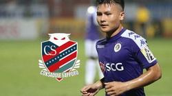 Tin sáng (9/2): Quang Hải sang J-League và câu trả lời từ Hà Nội FC