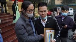 Bố bé gái rơi từ tầng 13: Cháu như được tái sinh, mong con được nhận anh Nguyễn Ngọc Mạnh làm bố