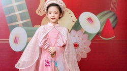 Quỳnh Vy: Nàng công chúa nhỏ đốn tim trong làng thời trang