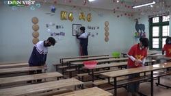 [TRỰC TIẾP] Ngày đầu tiên Thành phố Hà Nội cho học sinh quay trở lại trường sau thời gian nghỉ phòng dịch Covid 19