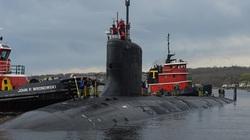 """Tàu ngầm Mỹ từng """"suýt"""" đánh chìm tàu chiến Nga"""