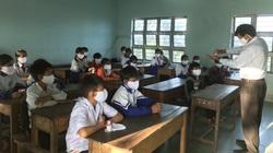 Gia Lai: Nhiều giáo viên, học sinh vẫn phải cách ly trong ngày đầu tiên đi học trở lại