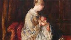 Hãi hùng bùa hộ mệnh cho phụ nữ thời Trung cổ khi lâm bồn
