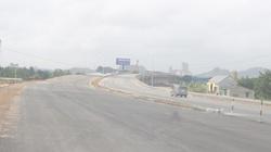 Những hình ảnh đầu tiên về cao tốc Cao Bồ - Mai Sơn 1.600 tỉ đồng sắp thông xe