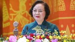 Thứ trưởng Bộ Nội vụ Phạm Thị Thanh Trà được giới thiệu ứng cử ĐBQH khóa XV