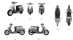 """VinFast sắp ra mắt xe máy điện mới, cạnh tranh """"tiểu SH"""""""