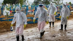 'Thảm họa' Covid-19: Biến thể Brazil được ví là 'bom nguyên tử' đe dọa nhân loại