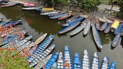 Giá vé đi thuyền, đò ở Chùa Hương ngày mở cửa trở lại liệu có bị chặt chém?
