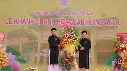 Bình Thuận nói gì về việc cấp phép cho ông Võ Hoàng Yên hành nghề chữa bệnh?