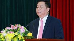 Tướng Nguyễn Trọng Nghĩa, Trưởng Ban Tuyên giáo T. Ư được giới thiệu ứng cử Đại biểu Quốc hội