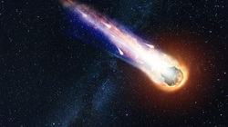 """Các nhà khoa học chứng minh rằng, thiên thạch từ một """"hành tinh cổ đại"""" từng va vào Trái Đất"""