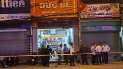 NÓNG: Đối tượng nghi dùng mìn cướp tiệm vàng, chém người truy đuổi ở Hải Phòng