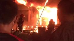 Lời khai của cụ ông dùng dây kẽm buộc cửa, tưới xăng đốt 3 căn nhà của người thân