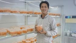 Tự mày mò học trồng 3 loại nấm quý qua mạng Internet, 8X Đà Nẵng thu lãi 500 triệu đồng mỗi năm