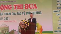 Hội Nông dân Hà Nội phát động nông dân thi đua bảo vệ môi trường