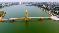 Phú Thọ: TP.Việt Trì thay đổi lớn sau điều chỉnh quy hoạch chung của Thủ tướng