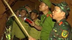 Đà Nẵng triển khai lực lượng quy mô lớn, quyết tâm đánh sập các hầm vàng khai thác trái phép
