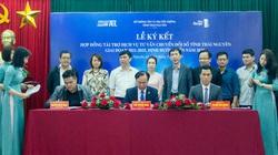 Thái Nguyên ký kết hợp đồng 3 bên về dịch vụ tư vấn chuyển đổi số