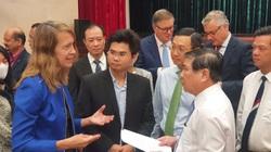 """Chủ tịch UBND TP.HCM Nguyễn Thành Phong: """"Tôi nhận nhiều đơn kêu cứu của doanh nghiệp"""""""