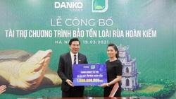 Danko Group đồng hành cùng Dự án bảo tồn rùa Hoàn Kiếm
