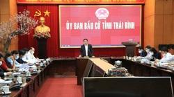 Thái Bình có 1 người tự ứng cử đại biểu Quốc hội khóa XV