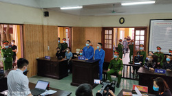 """Hải Dương: Bắn vào xe """"thánh chửi"""" Dương Minh Tuyền, hai đối tượng lĩnh tổng số 69 tháng tù"""
