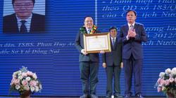 Phong tặng danh hiệu Thầy thuốc nhân dân, Thầy thuốc ưu tú cho 40 cán bộ y tế Đồng Nai