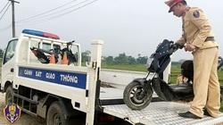 Vi phạm các lỗi giao thông nào sẽ bị tịch thu phương tiện?