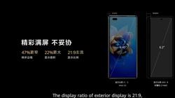 Ra mắt điện thoại màn hình gập, Huawei tuyên bố sốc