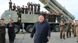 Vũ khí siêu lớn này của Triều Tiên khiến kế hoạch 'tỷ đô' của Mỹ tan thành mây khói