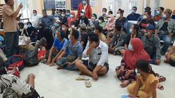 Ngăn chặn kịp thời 61 người nhập cảnh trái phép từ Campuchia về An Giang