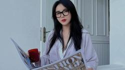 """Hoa hậu Kỳ Duyên khoe ảnh """"đầu bù tóc rối"""" nhưng lại xinh đẹp không ngờ"""
