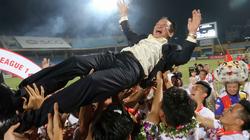 7 năm sau vụ bầu Hiển mắng trọng tài: Hà Nội FC làm được gì?