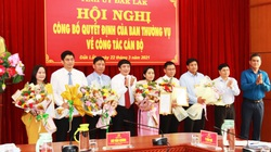 Đắk Lắk: Chánh Văn phòng Tỉnh ủy làm Trưởng Ban Tổ chức, Bí thư Thị ủy Buôn Hồ làm Phó Chủ tịch HĐND tỉnh