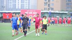 Khai mạc Giải bóng đá Cúp Mùa Xuân 92-95 Hà Nội lần thứ 5-2021