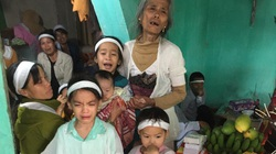 Sau tai nạn giao thông thảm khốc, nam thanh niên  tử vong bỏ lại 4 con thơ, mẹ già, vợ trẻ