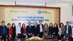 Canada tài trợ 280 tỷ đồng xây dựng lĩnh vực an toàn thực phẩm ở Việt Nam