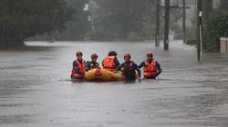 Trận lũ lụt tồi tệ nhất trong vòng 50 năm đang xảy ra tại Úc