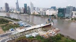 TP.HCM: Vì sao dự án Cầu Thủ Thiêm 2 liên tiếp trễ hẹn?