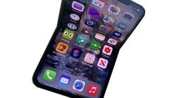 Lộ diện iPhone màn hình gập, hứa hẹn ăn đứt Samsung Galaxy Fold