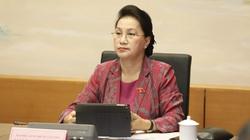 Có 15 đại biểu không tán thành thông qua Nghị quyết miễn nhiệm Chủ tịch Quốc hội với bà Nguyễn Thị Kim Ngân