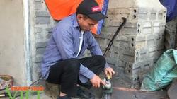Người giữ lửa nghề rèn truyền thống ở Chiềng Kheo