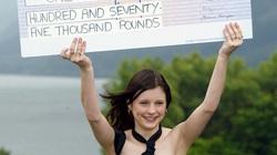Cô gái trẻ nhất từng trúng giải độc đắc 1,8 triệu bảng tại nước Anh ngày ấy giờ ra sao?